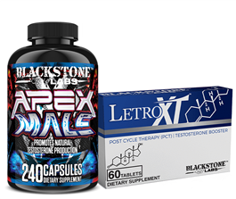 Blackstone Labs Elite Post Cycle Stack