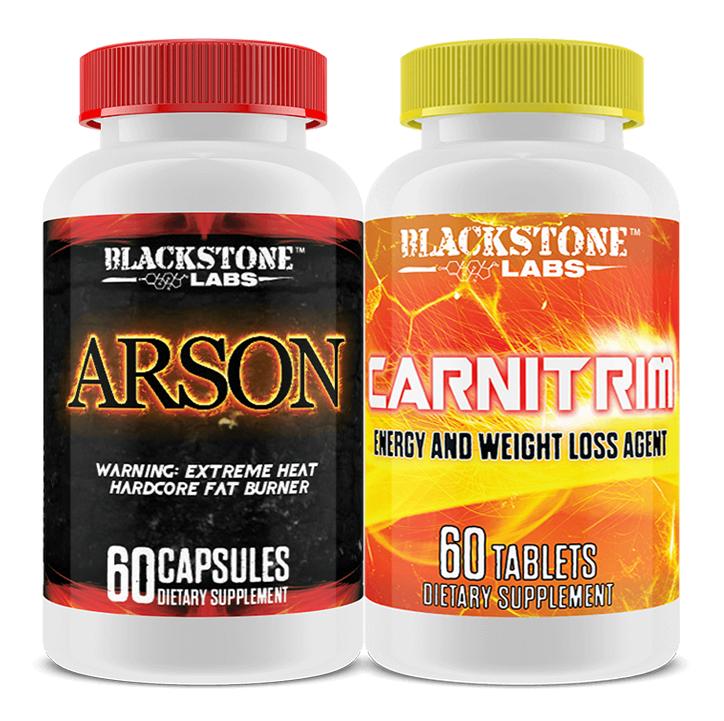 Blackstone Labs Body Fat Melting Kit