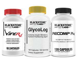 Blackstone Labs Wilson Supplements