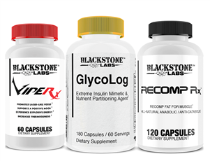 Blackstone Labs Cut While You Gain Super Stack