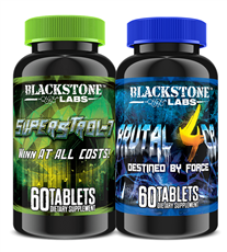 Blackstone Labs The Shredded Bulk