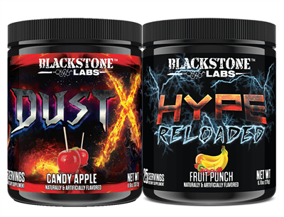 Blackstone Labs Extreme Pre Workout Stack
