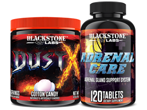 Blackstone Labs Advanced Pre Workout Stack