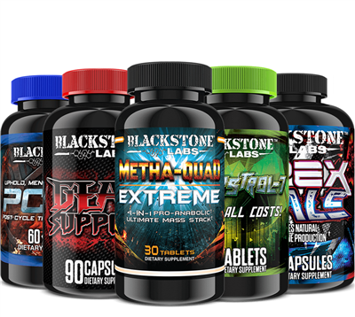 Blackstone Labs Ultimate Recomp Stack