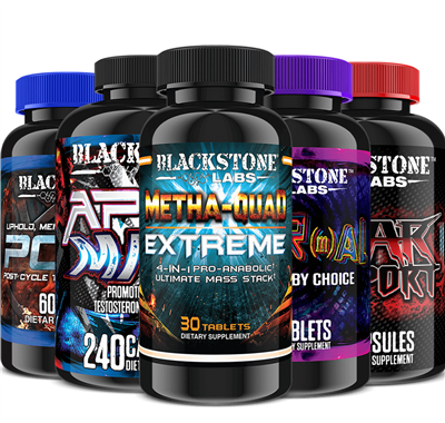 Blackstone Labs Pro Bulk & Strength Stack
