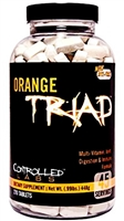 Controlled Labs Orange Triad 270 Tabs