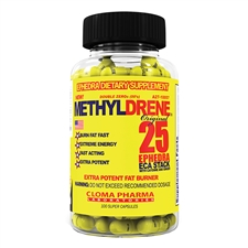 Cloma Pharma Laboratories MethylDrene 25