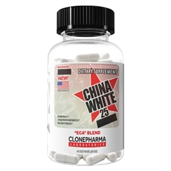 Cloma Pharma China White