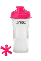 Fit And Fresh JAXX Shaker Cup 28 Oz Pink