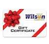 Wilson Supplements Gift Certificate