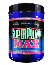 Gaspari Nutrition SuperPump MAX 40 Servings