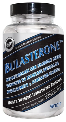 Hi-Tech Pharmaceuticals Bulasterone