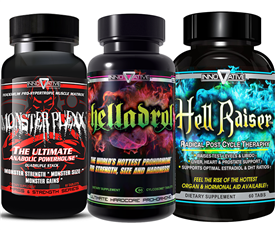 Innovative Labs Complete Shredded Bulking Kit