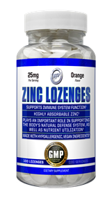 Hi-Tech Pharmaceuticals Zinc Lozenges