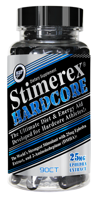 Hi-Tech Pharmaceuticals Stimerex Hardcore