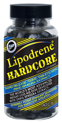 Hi-Tech Pharmaceuticals Lipodrene Hardcore