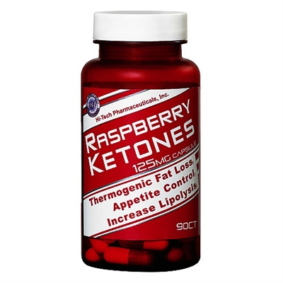 Raspberry Ketones By Hi-Tech Pharmaceuticals