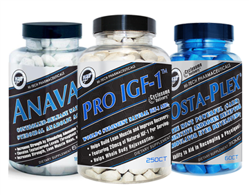 Hi-Tech Pharmaceuticals Bodybuilders Dream Kit