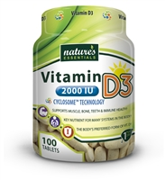 Natures Essentials Vitamin D3