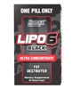 Nutrex Lipo-6 Black Ultra Concentrate Unisex 60 Capsules