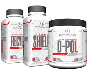 Purus Labs Cycle Support Stack