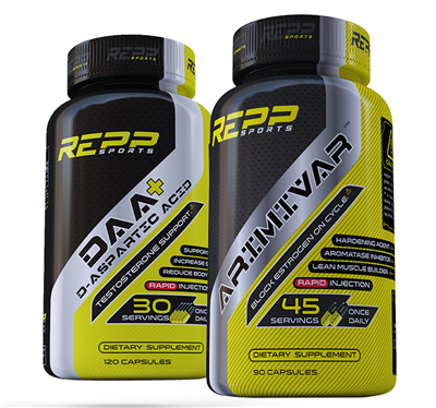 Repp Sports The Testosterone Amplifier