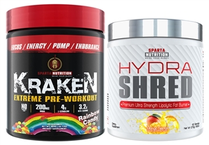 Sparta Nutrition Elite Energy Stack