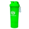 Smart Shake Slim Shaker Cup 17 Oz Neon Green