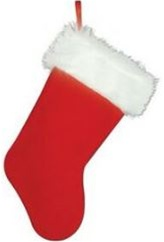 23 inch Ultra Plush Christmas Stocking