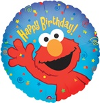 18 inch Elmo Happy Birthday
