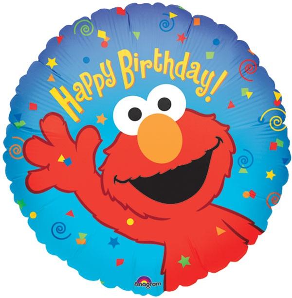 elmo happy birthday 18 inch Elmo Happy Birthday elmo happy birthday