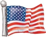 27 inch American Flag (PKG), Price Per EACH