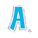 PERSONALIZED LETTER  'A', Price Per Package of 48