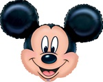 27 inch Disney Mickey Mouse Head