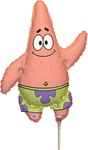 14 inch Patrick Mini Shape Full Body, Price Per EACH, Minimum Order 10