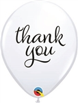 Simply Thank You Latex Balloon