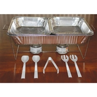 Ultra Ware Chafing Party Kit
