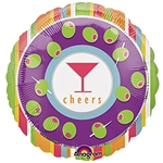 18 inch Olives Cheers (2 side), Price Per EACH, Minimum Order 20