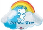 24 inch Get Well Peanuts Snoopy