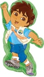 33 inch Go Diego Go Character