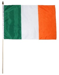 Rayon Cloth IRISH Flag