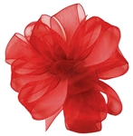 5/8 inch Asiana Red Ribbon