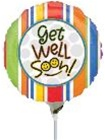 9 inch Get Well Soon Smiles