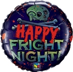 18 inch Happy Fright Night (2 side), Price Per EACH