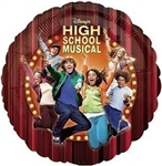 18 inch High School Musical (2 side), Price Per EACH, Minimum Order 10