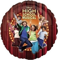 18 inch High School Musical (2 side), Price Per EACH, Minimum Order 5