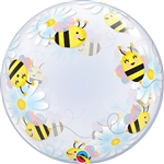 BUBBLE Sweet Bees & Daisies