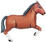 43 inch Horses BROWN (PKG), Price Per EACH
