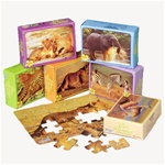 Wild Animal Jigsaw Puzzle