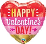Valentine's Day Heart Shape Balloon